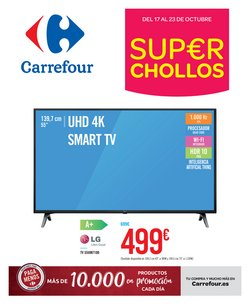 Ofertas de Carrefour  en el folleto de Huelva