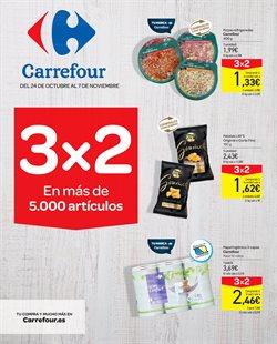 Ofertas de Carrefour  en el folleto de San Bartolomé de Tirajana