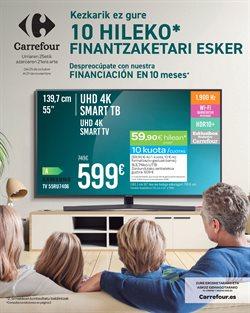 Ofertas de Informática y electrónica  en el folleto de Carrefour en Basauri
