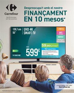 Ofertas de Informática y electrónica  en el folleto de Carrefour en Salt