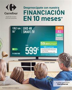 Ofertas de Informática y electrónica  en el folleto de Carrefour en Dénia