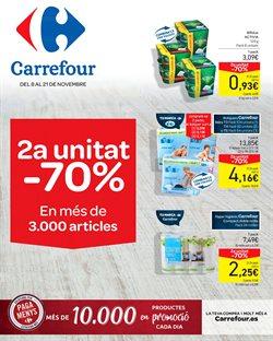 Ofertas de Carrefour  en el folleto de Calella