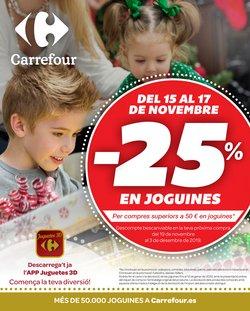 Ofertas de Perfumerías y belleza  en el folleto de Carrefour en Sant Vicenç dels Horts