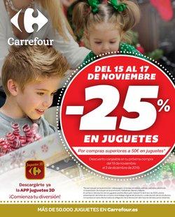 Ofertas de Juguetes y bebes  en el folleto de Carrefour en San Juan de Aznalfarache