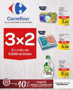 Ofertas de Carrefour  en el folleto de Vilanova i la Geltru