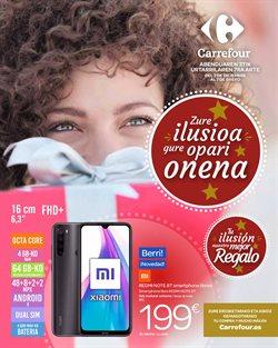 Ofertas de Hiper-Supermercados  en el folleto de Carrefour en Oiartzun