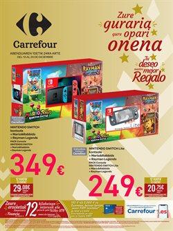 Ofertas de Informática y Electrónica  en el folleto de Carrefour en Santurtzi