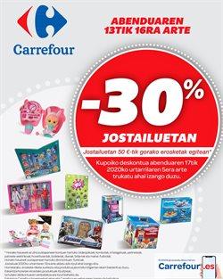 Ofertas de Hiper-Supermercados  en el folleto de Carrefour en Basauri
