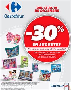 Ofertas de Carrefour  en el folleto de Vic