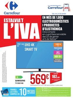 Ofertas de Carrefour  en el folleto de Vilatenim