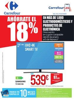 Ofertas de Hiper-Supermercados  en el folleto de Carrefour en Santa María de Guía de Gran Canaria