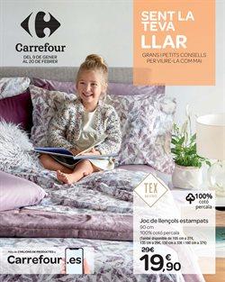 Ofertas de Hogar y Muebles  en el folleto de Carrefour en Terrassa