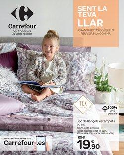 Ofertas de Hogar y Muebles  en el folleto de Carrefour en Vilanova i la Geltru