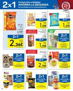 Ofertas de Carrefour  en el folleto de Bilbao