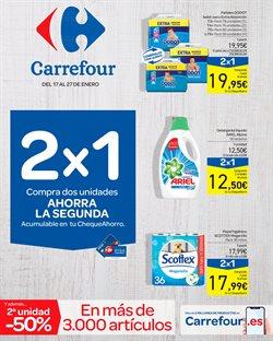 Ofertas de La Rosaleda  en el folleto de Carrefour en Málaga