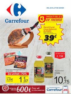 Ofertas de Carrefour  en el folleto de Castelldefels