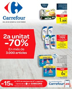 Ofertas de Carrefour  en el folleto de Premià de Mar