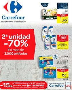 Ofertas de Carrefour  en el folleto de Xirivella