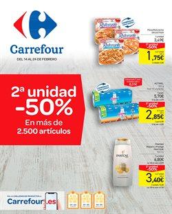 Ofertas de Hiper-Supermercados en el catálogo de Carrefour en Baeza ( 2 días más )
