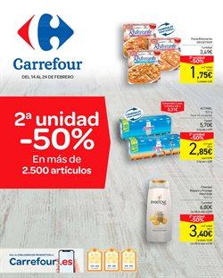 Ofertas de Hiper-Supermercados en el catálogo de Carrefour en Petrer ( 6 días más )