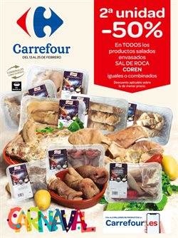 Catálogo Carrefour en Pontevedra ( 5 días más )