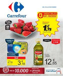Catálogo Carrefour en Olot ( 3 días más )