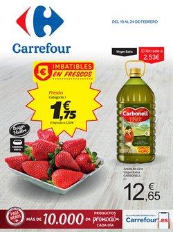 Ofertas de Hiper-Supermercados en el catálogo de Carrefour en San José de la Rinconada ( Caduca mañana )