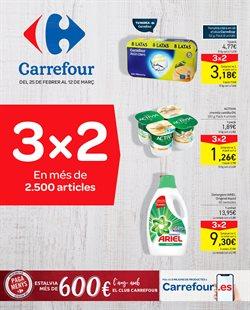 Ofertas de Hiper-Supermercados en el catálogo de Carrefour en Lloret de Mar ( 3 días publicado )