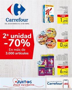 Catálogo Carrefour en Albacete ( 2 días publicado )