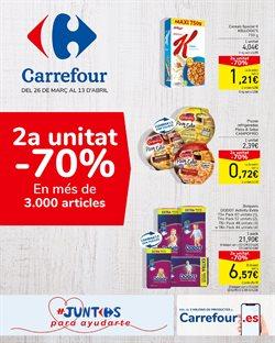 Catálogo de Carrefour CC Carrefour Cabrera de Mar en Cabrera de Mar ( 8 días más )