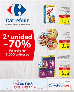 Ofertas de Hiper-Supermercados en el catálogo de Carrefour en Manises ( 6 días más )