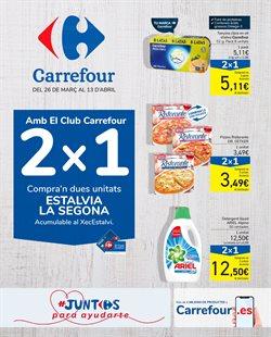 Ofertas de Hiper-Supermercados en el catálogo de Carrefour en Les Franqueses del Vallès ( 13 días más )
