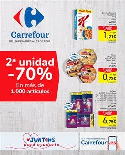 Ofertas de Hiper-Supermercados en el catálogo de Carrefour en Pedroñeras ( 6 días más )