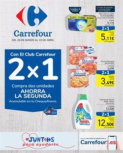 Ofertas de Hiper-Supermercados en el catálogo de Carrefour en Gondomar ( 14 días más )