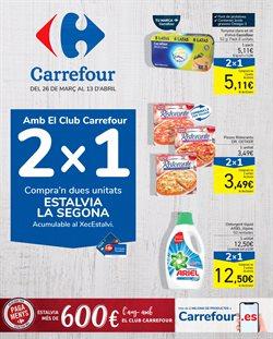 Ofertas de Hiper-Supermercados en el catálogo de Carrefour en Castellar del Vallés ( 3 días publicado )