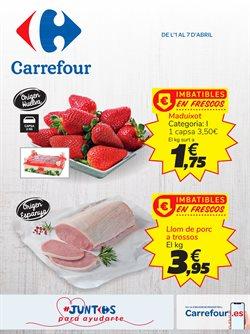 Catálogo de Carrefour CC Carrefour Cabrera de Mar en Cabrera de Mar ( 2 días más )