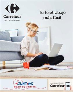 Ofertas de Hiper-Supermercados en el catálogo de Carrefour en Cordovilla ( 3 días publicado )