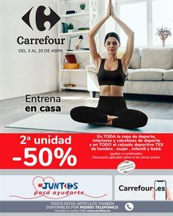 Ofertas de Hiper-Supermercados en el catálogo de Carrefour en Cordovilla ( 2 días publicado )