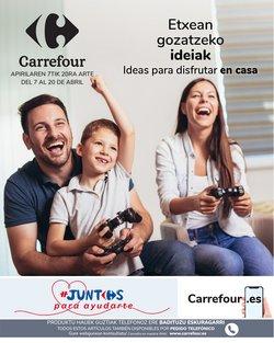 Ofertas de Informática y Electrónica en el catálogo de Carrefour en Ordizia ( Publicado ayer )