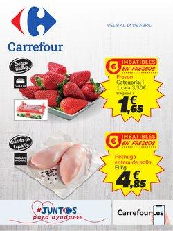 Ofertas de Hiper-Supermercados en el catálogo de Carrefour en Maliaño ( Publicado ayer )
