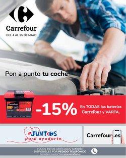 Ofertas de Coches, Motos y Recambios en el catálogo de Carrefour en Carlet ( Caduca hoy )