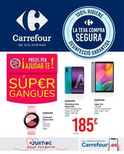 Ofertas de Hiper-Supermercados en el catálogo de Carrefour en Castelldefels ( Caduca hoy )