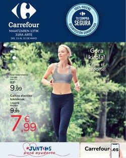Ofertas de Deporte en el catálogo de Carrefour en Mondragón ( Caduca mañana )