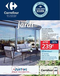 Ofertas de Jardín y Bricolaje en el catálogo de Carrefour en Figueres ( 15 días más )