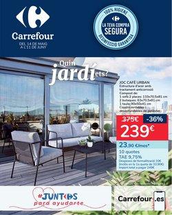 Ofertas de Jardín y Bricolaje en el catálogo de Carrefour en Esplugues de Llobregat ( 9 días más )