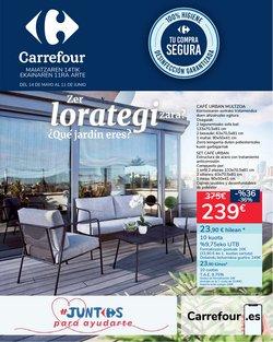 Ofertas de Jardín y Bricolaje en el catálogo de Carrefour en Bergara ( 8 días más )