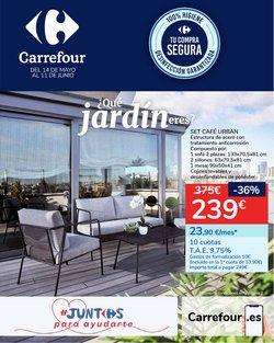 Ofertas de Jardín y Bricolaje en el catálogo de Carrefour en Pamplona ( 9 días más )