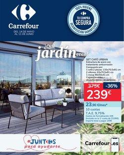 Ofertas de Jardín y Bricolaje en el catálogo de Carrefour ( 15 días más )