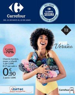 Ofertas de Ropa, Zapatos y Complementos en el catálogo de Carrefour en Estepa ( 20 días más )