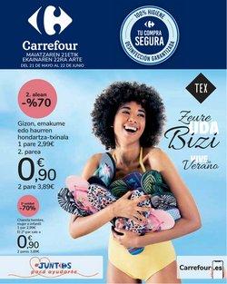 Ofertas de Hiper-Supermercados en el catálogo de Carrefour en Bilbao ( 28 días más )